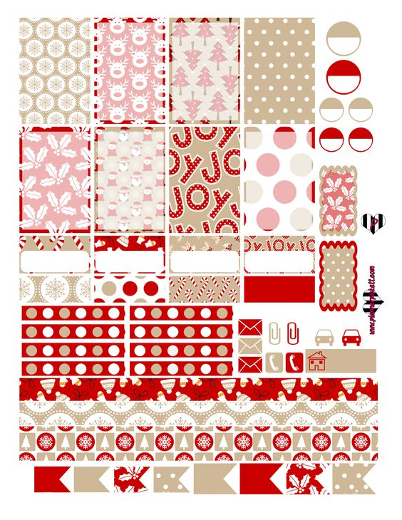 Hey !! So like I said in an earlier post I went Christmas Clipart Crazy! So…