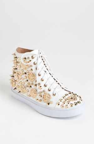 Jeffrey Campbell Adams Lion Sneakers at HelloShoppers