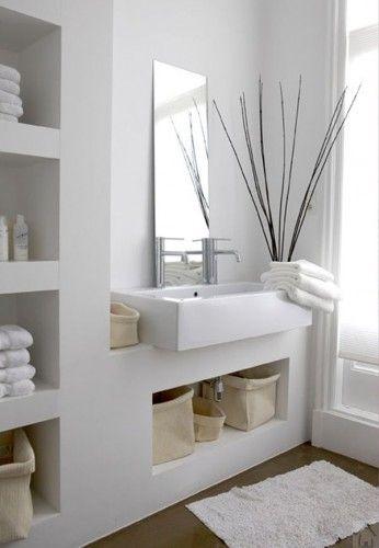 Salles de bains de r ve salle de bains and r ves on pinterest for Salle de bain de reve