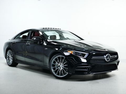 New 2019 Mercedes Benz Cls Amg Cls 53 Coupe Coupe In Minnetonka