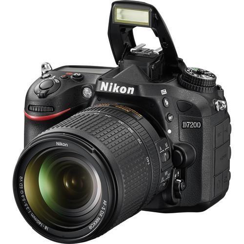Nikon D7200 Dslr Camera With 18 140mm Vr Dx Lens In 2021 Nikon D7500 Digital Slr Camera Nikon D7200