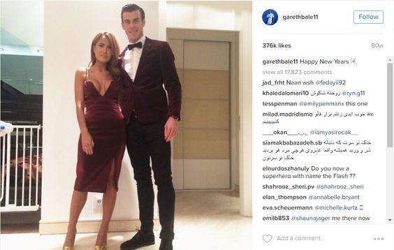 Девушка, на которой женится Гарет Бэйл - Фото блог - Блоги - Sports.ru