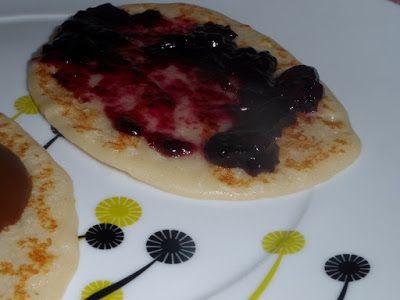 Paraíso Vegetal: Pancakes veganos: tortitas