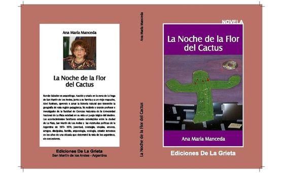 Buceando ES EL INFINITO: Literatura: ANA MARÍA MANCEDA, escritora ARGENTINA ...
