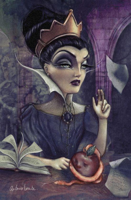 Antonio Lorente | Snow White: