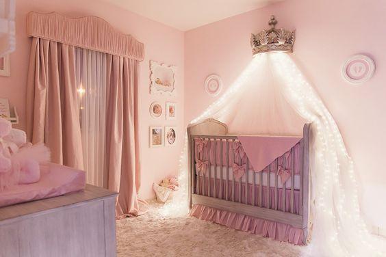 Elegant Pink Ballerina Nursery - Project Nursery