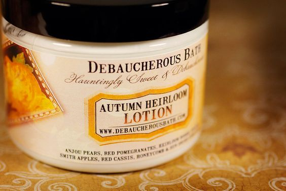 Autumn Heirloom Lotion
