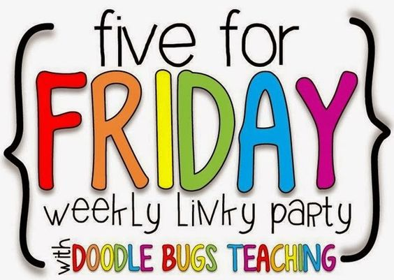 Five for Friday - EOY Freebie and Cinderella Estimation