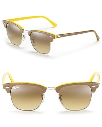 Ray-Ban Clubmaster Sunglasses | Bloomingdale's