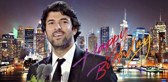 Happy Birthday Engin Akyurek!!!   #EnginAkyurek #12october #birthday