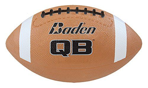 Baden Junior Molded Rubber Football *** You can find more details by visiting the image link.