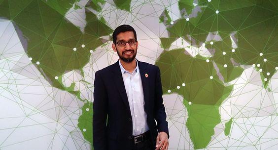 Google CEO Sundar Pichai does some exec shuffling - https://www.aivanet.com/2015/10/google-ceo-sundar-pichai-does-some-exec-shuffling/