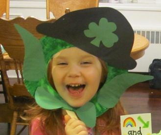 leprechaun mask template - pinterest the world s catalog of ideas