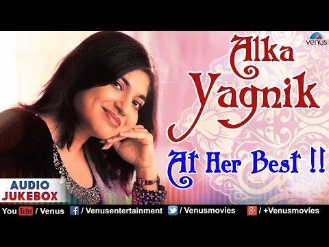 Free Download Alka Yagnik At Her Best Best Hindi Songs 90 S Bollywood Romantic Songs Audio Jukebox Mp3 Uploaded By Venus Size Romantic Songs Songs Romantic