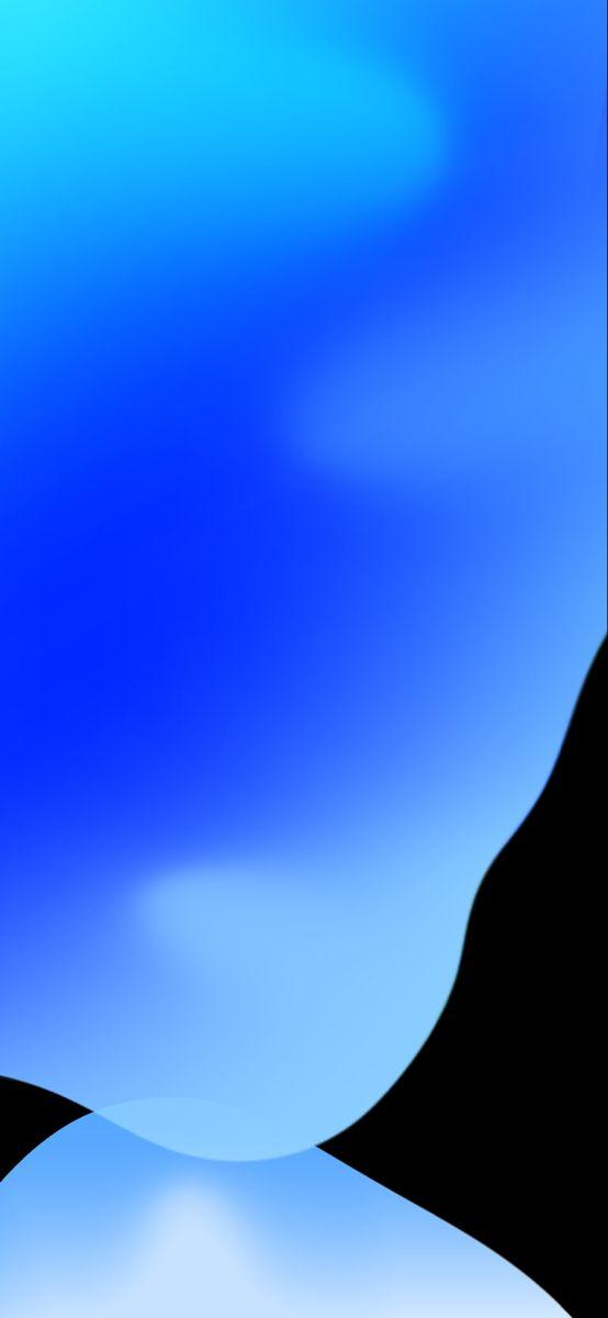 خلفية زرقاء Abstract Iphone Wallpaper Ios Wallpapers Wallpaper