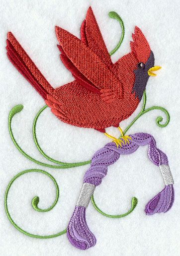 Machine Embroidery Designs at Embroidery Library! - Color Change - F9585 (2 sizes):