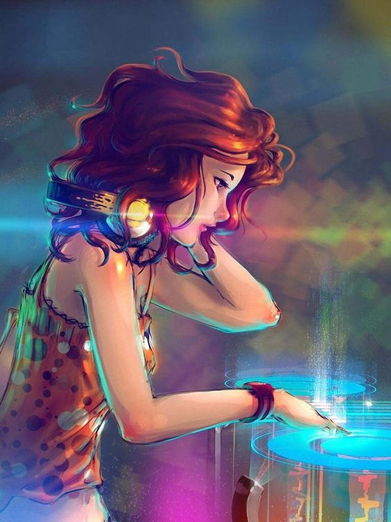 Rachel Elizabeth Dare from the Percy Jackson series.<<I can not express how much I love this, it's so real and cool!!