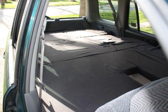 Honda crv, Platform and Camping on Pinterest