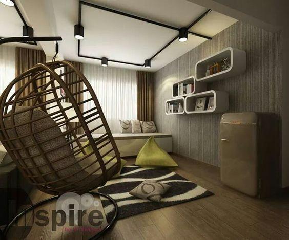Alternative To No False Ceiling Ceiling Design Living Room Living Room Without False Ceiling Living Room Lighting Design