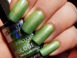 Nabi Hologram Green