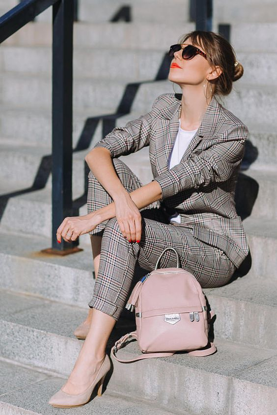 Leather Woman Backpack FR-01-mini Turmalinum