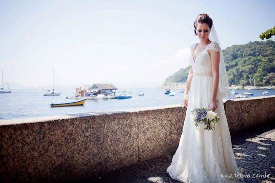 vestidos de noiva praiano - Pesquisa Google