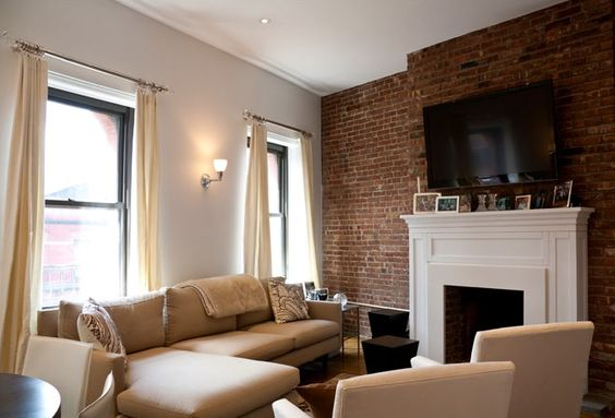 Cozy apartment with monochromatic tones.  http://newyorkartistic.com