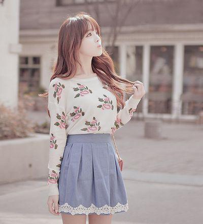 #kfashion,#ullzang,#fashion