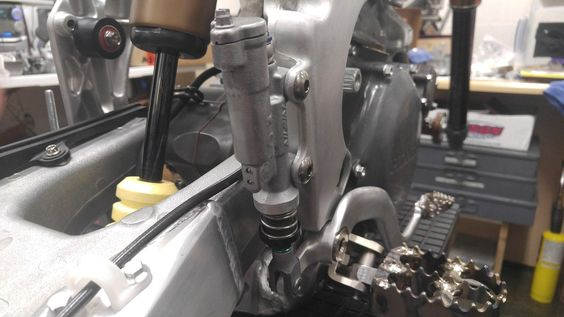 I am finally getting around to the final assembly of this project after a lot of research, collecting parts and a fair amount of machine work and mods. The last generation of Honda two strokes are my favorite bikes of all time so I decided to pul...