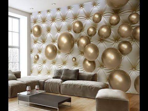 اشكال ورق جدران 2020 2019 ٢٠١٩ايكيا للحمامات مطابخ غرف نوم اطفال حجرى ثلاثى الابعاد ورق حائط Wallpaper Living Room Wall Painting Living Room Living Room Decor