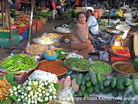 a vendor a person who sells things especially on the street kdg