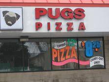 Pugs pizza