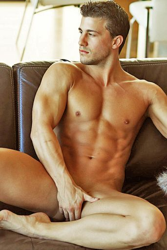 nude guys All american anthony logger