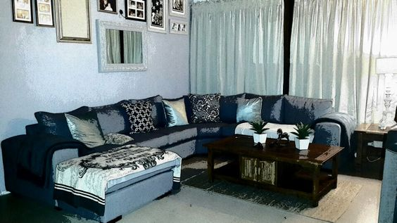 Im no designer but I love my new lounge !