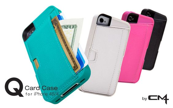 iphone case and wallet combined.  I think Garrett would like this (black).  Would Shep3 like something like this?
