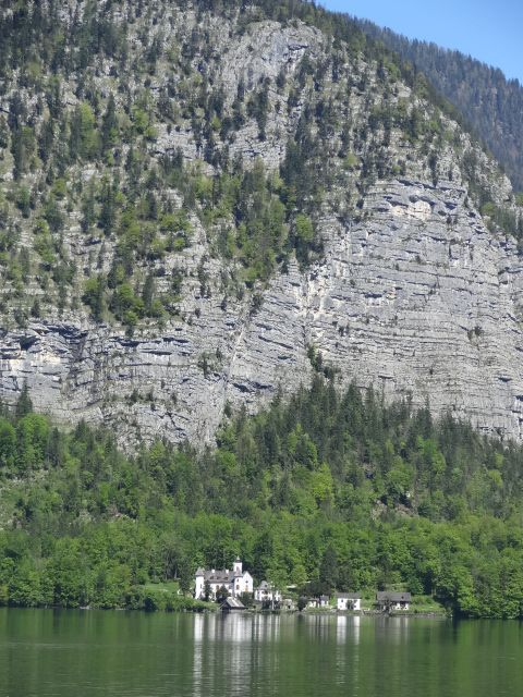 Austria. View from Hallstatt.