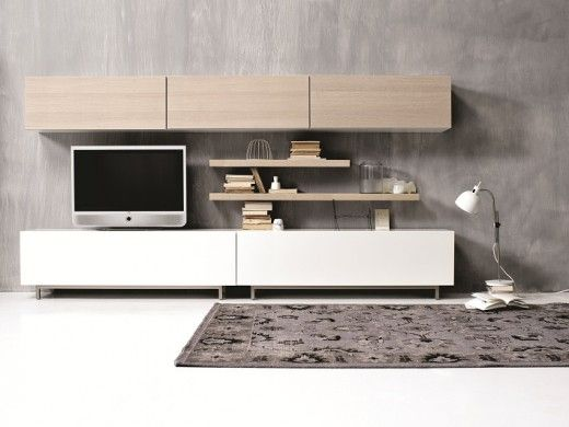meuble bas tv bo concept design de maison. Black Bedroom Furniture Sets. Home Design Ideas