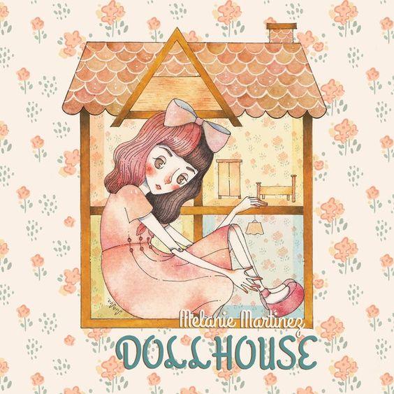 Melanie Martinez – Dollhouse (single cover art)