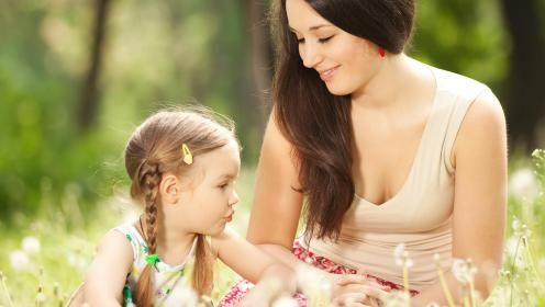 MOTHER & DAUGHTER PRECIOUS MOMENT