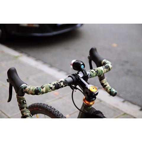 Cinelli Camouflage Guidoline