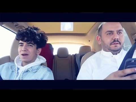 شاهد دايلر مع ابوه لاول مرة يغنو بالسيارة Youtube Hair Color Streaks Color Streaks Hair Color