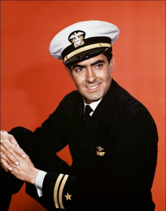 Tyrone Power my mother's all time favourite actor!