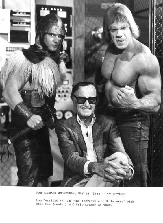 Stan Lee The Incredible Hulk