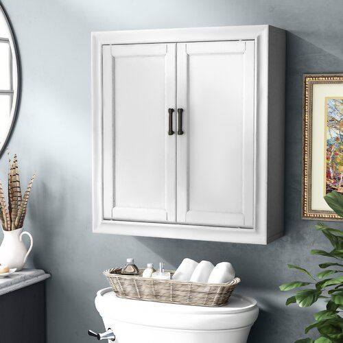 Jesse 23 75 X 26 Surface Mount Framed 1 Door Medicine Cabinet With 2 Adjustable Shelves In 2020 Wall Mounted Bathroom Cabinets Toilet Storage Bathroom Wall Cabinets