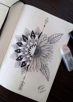 Pin By Katie Kingsbury On Tattoos 3 In 2020 Mandala Design Art Tattoo Drawings Mandala Art