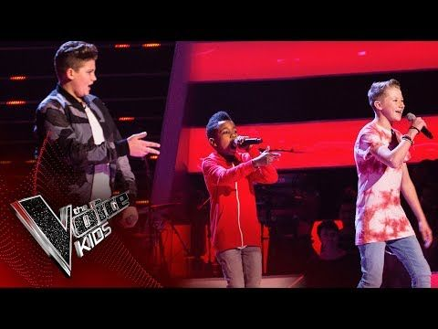 Perry Lil T Cole Beggin Battles The Voice Kids Uk 2017 Youtube The Voice Kids Battle