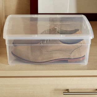 Our Shoe Box Shoe Box Storage Drop Front Shoe Box Clear Plastic Shoe Boxes