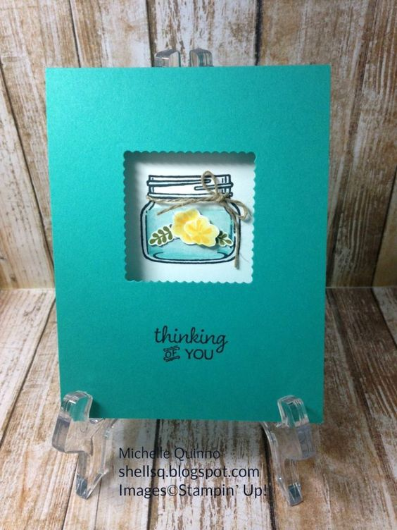 Pals Paper Crafting Card Ideas Michelle Quinno Mary Fish Stampin Pretty StampinUp