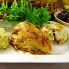 Pressure Cooker Chicken with Duck Sauce