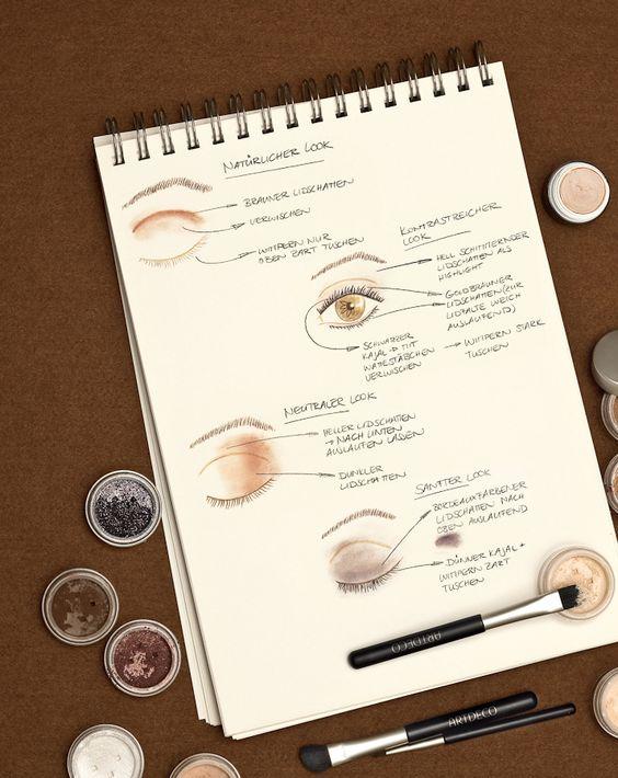 Tipps: Augen-Make-up - Alleine das Augen-Make-up kann den Typ absolut verändern. Deshalb zeigen wir Ihnen, wie man verschiedene Augenstyles ganz individuell umsetzt.